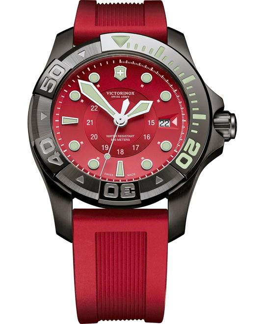 Victorinox Dive Master 500 Large Rubber Watch 43mm