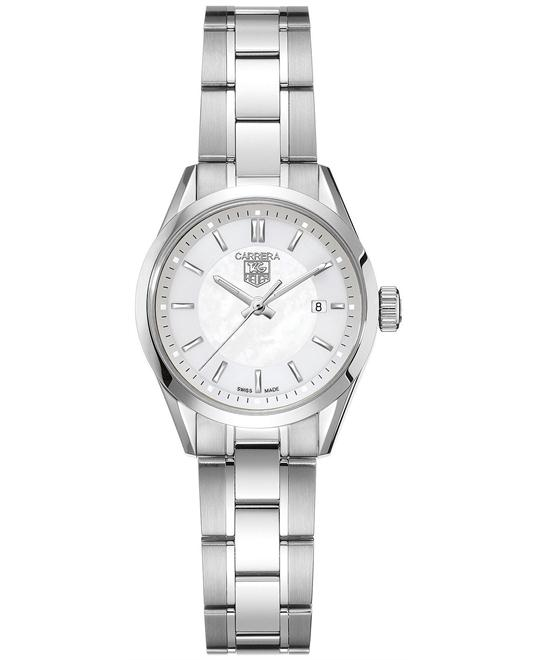 TAG Heuer WV1415.BA0793 Carrera Swiss Watch 27mm