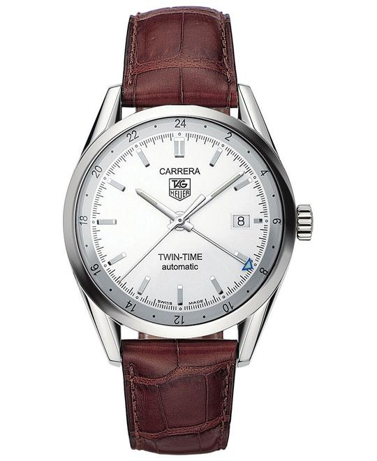 TAG Heuer 7WV2116.FC6181 Carerra Calibre Twin Time 39mm