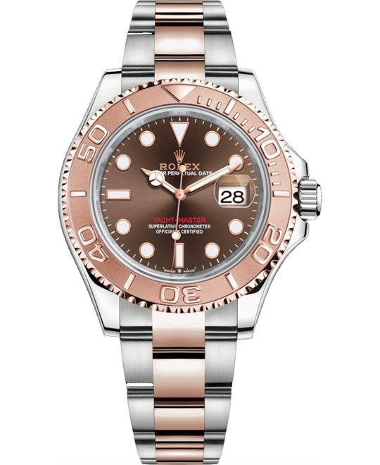 ROLEX YACHT MASTER 116621-0001 WATCH 40