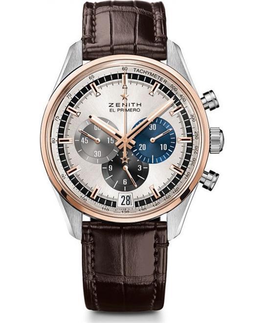 đồng hồ nam automatic chronograph Zenith El Primero Chronomaster 42mm