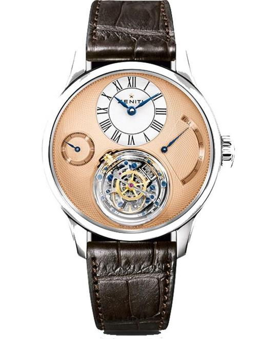 Zenith Academy Christophe Colomb Limited Watch 45Mmm