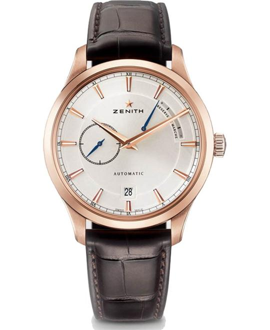 ZENITH Captain Power Reserve 18kt 18212168501C498 Watch 40mm
