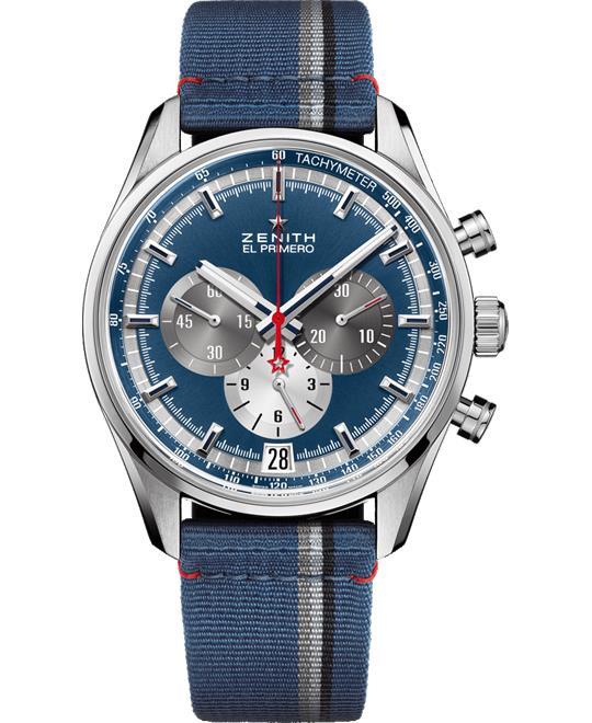 đồng hồ chronograpj Zenith Chronomaster El Primero 42mm