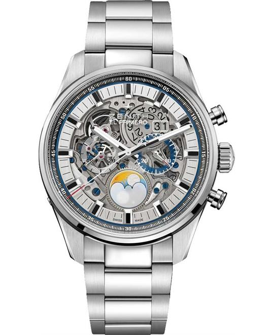 đồng hồ nam Zenith Chronomaster El Primero Grande 45mm