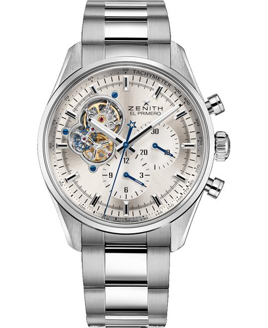 đồng hồ nam automatic chronograph Zenith Chronomaster El Primero Open 42mm