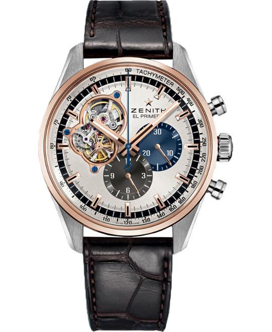 đồng hồ nam automatic Zenith Chronomaster El Primero Open Worked 42mm