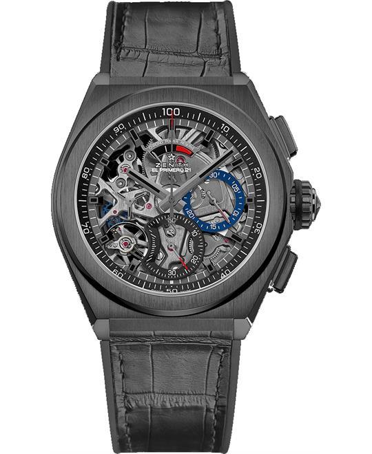 đồng hồ nam chronograph Zenith Defy El Primero 21 Watch 44mm