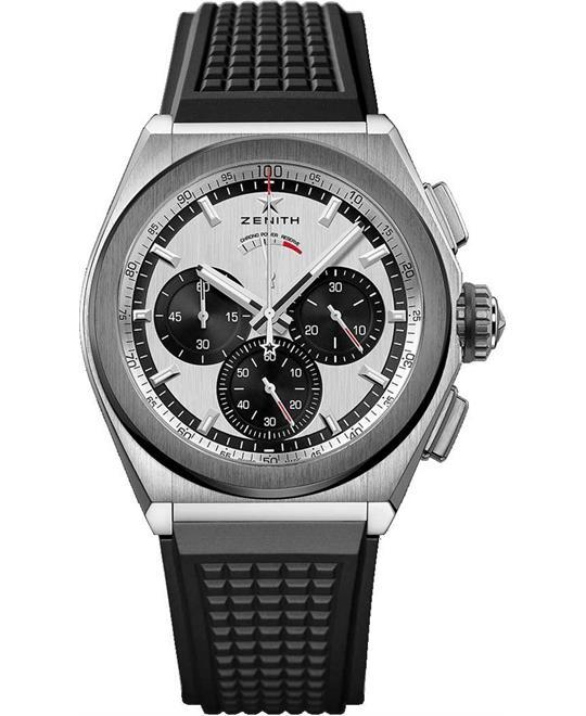 MSP: 87231 Zenith Defy El Primero 21 Watch 44mm
