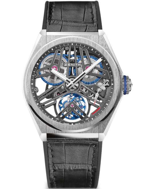 Zenith Defy Fusee Tourbillon Limited Watch 46mm