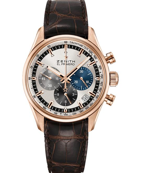 Zenith El Primero Chronomaster Watch 38mm
