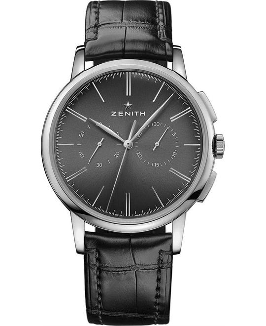 Zenith Elite Chronograph Classic Mens Watch 42mm