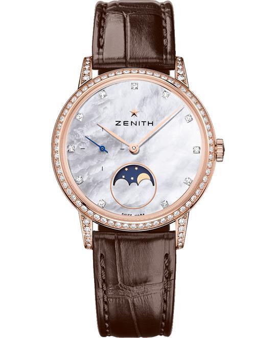 đồng hồ nữ Zenith Elite Lady Moonphase 36mm
