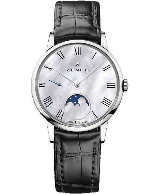 Zenith Elite Lady Moonphase Automatic Watch 36mm