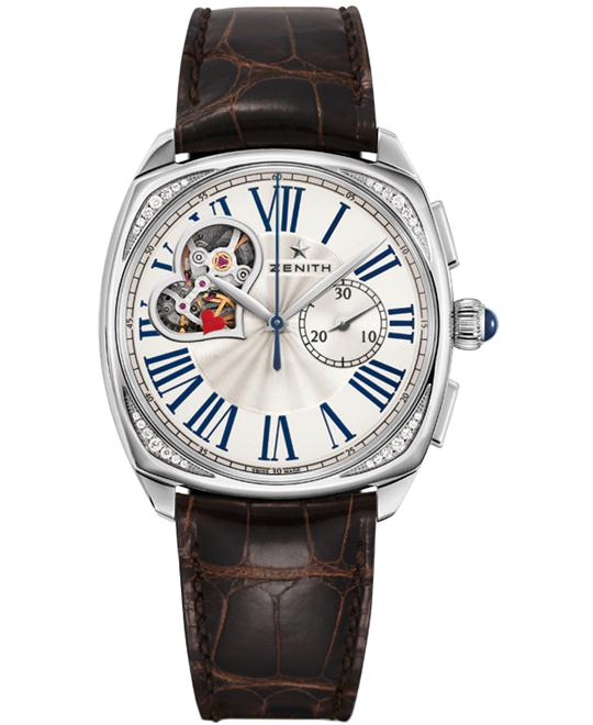 Zenith Star Open 16.1925.4062/01.c725 Watch 37mm