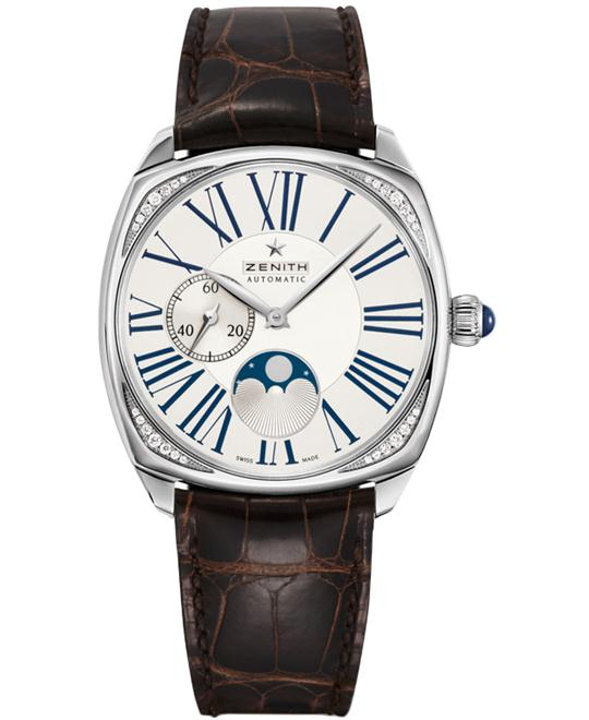 Zenith Star Moonphase 16.1925.692/01.c725 Watch 37mm
