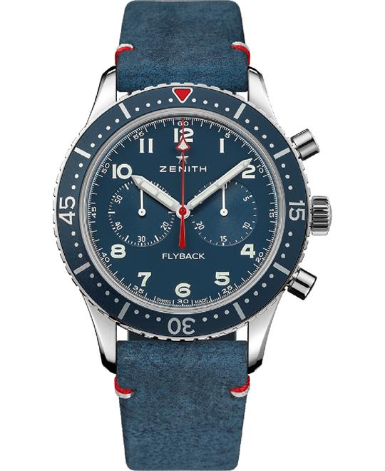 Zenith Pilot Chronograph Limited Watch 43mm