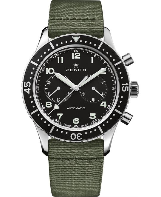 Zenith Pilot Chronograph Watch 43mm